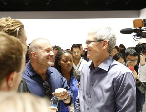 Jony Ive quitte Apple