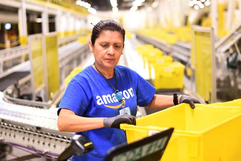 L'assurance en cas d'accident de travail est inexistante chez Amazon