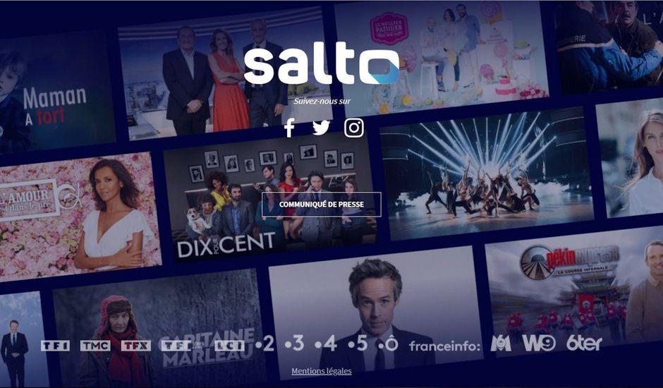 Affiche de Salto.