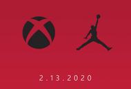 xbox jordan annonce nike fevrier 2020