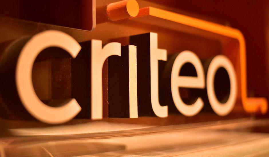 Le logo de Criteo
