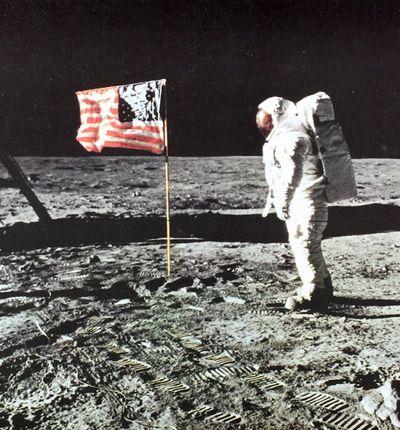 nasa Comment les USA auraient réagi en cas d'échec de la première mission à destination de la Lune