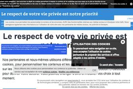 extension chrome cookies rgpd