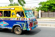 Dakar bus transport