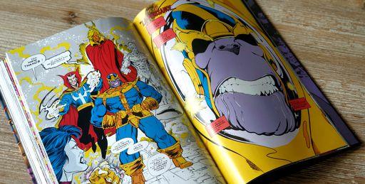 Thanos : le Gant de l'Infini