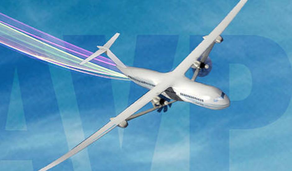 Modèle d'aviation électrique