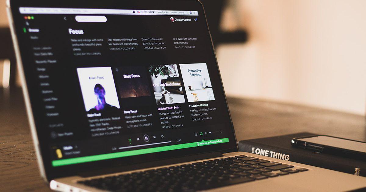 Confinement : l'évolution de nos comportements est mesurable sur Spotify