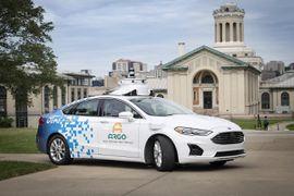 voiture autonome Argo AI