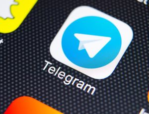 icone mobile de l'application Telegram