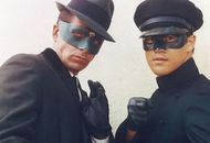 Van Williams et Bruce Lee dans Green Hornet