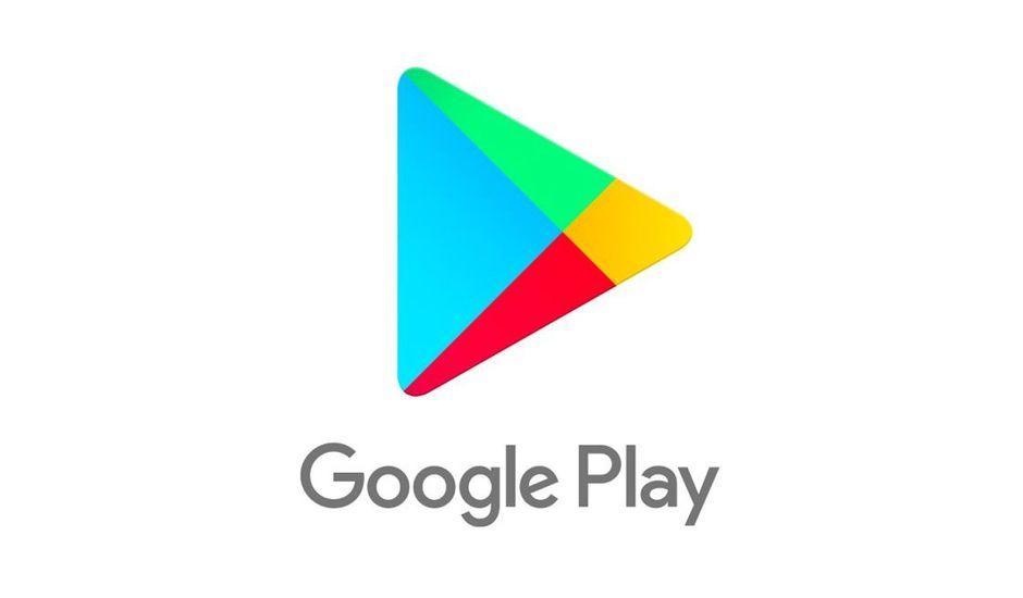 Android : le logo du Play Store de Google
