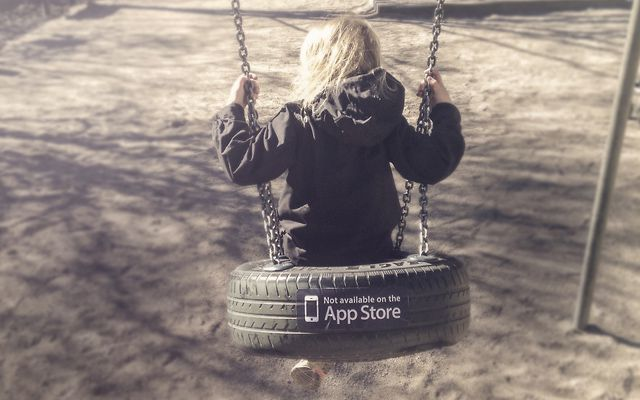 App Store Digital detox