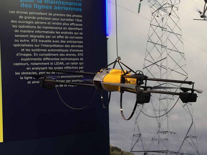 drone Rte