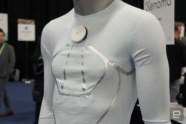 Pyjama E-skin de Xenoma