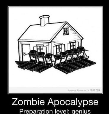 Système anti zombies