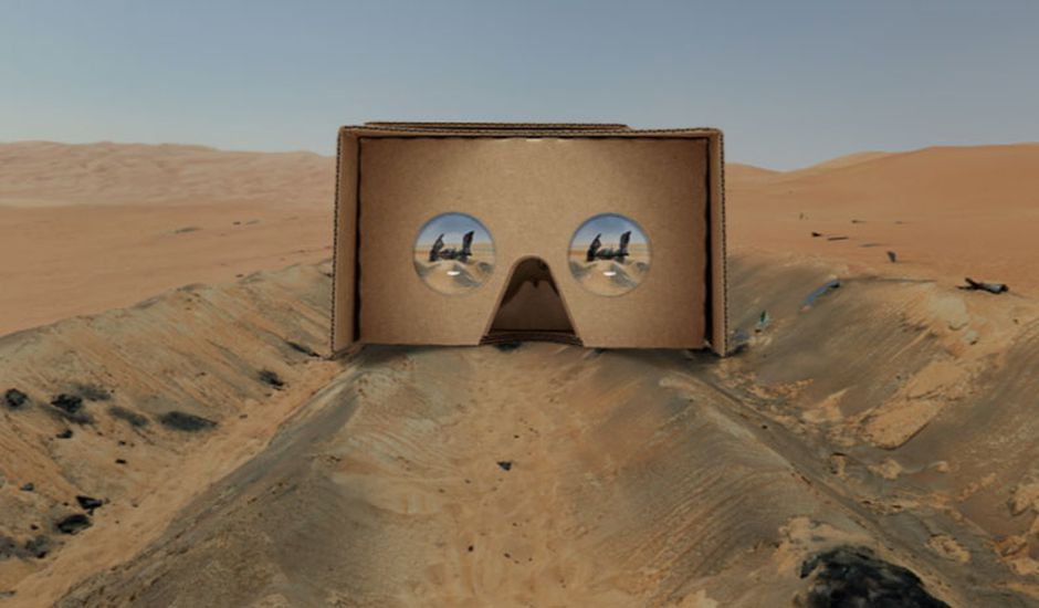 Google-Cardboard-Star-Wars