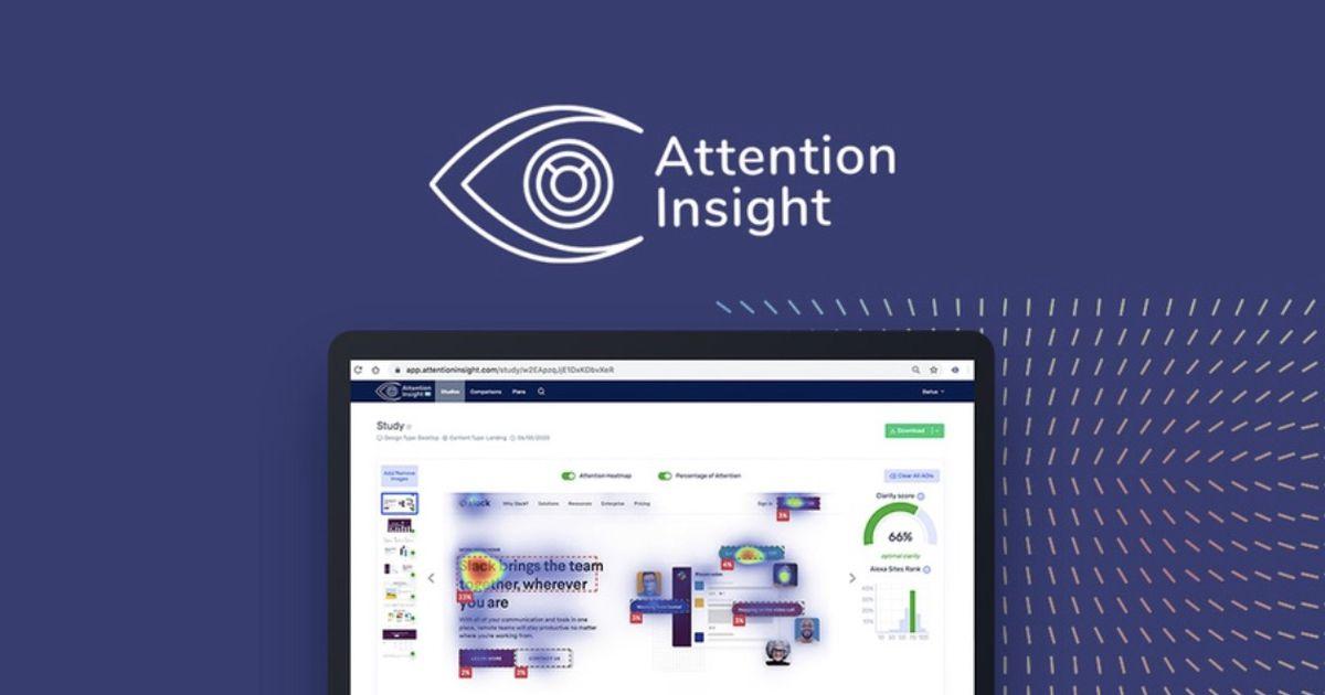 Cet outil permet de déterminer grâce à l'IA les éléments qui attirent l'oeil des utilisateurs