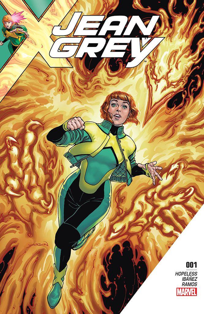 Comics Jean Grey