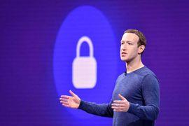 Mark Zuckerberg médias