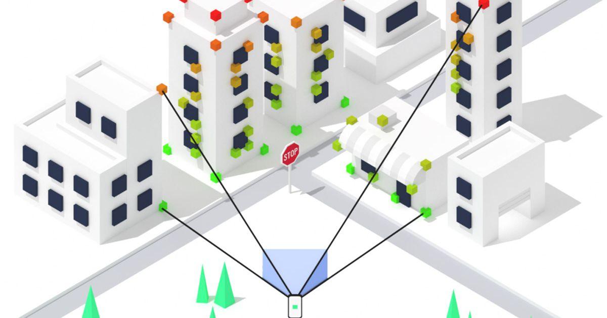 Facebook acquiert Scape Technologies, la startup qui vous géolocalise avec précision sans GPS