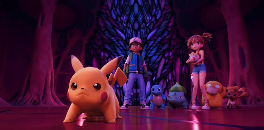 pokemon mewtwo contre attaque evolution netflix fevrier 2020