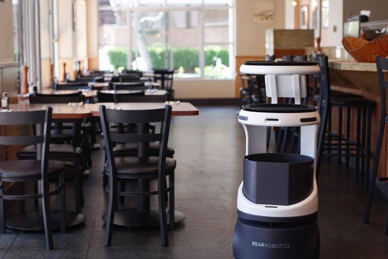 Penny, robot des restaurants du futur