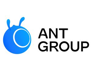 Le logo d'Ant Group