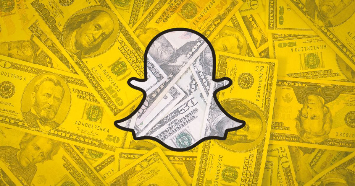 Avec Spotlight, Snapchat fait des millionnaires parmi ses utilisateurs