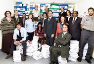 Visuel promotionnel pour la série The Office (US)
