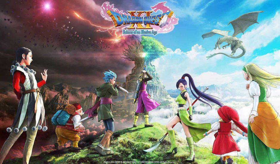 Dragon Quest XI sur Switch