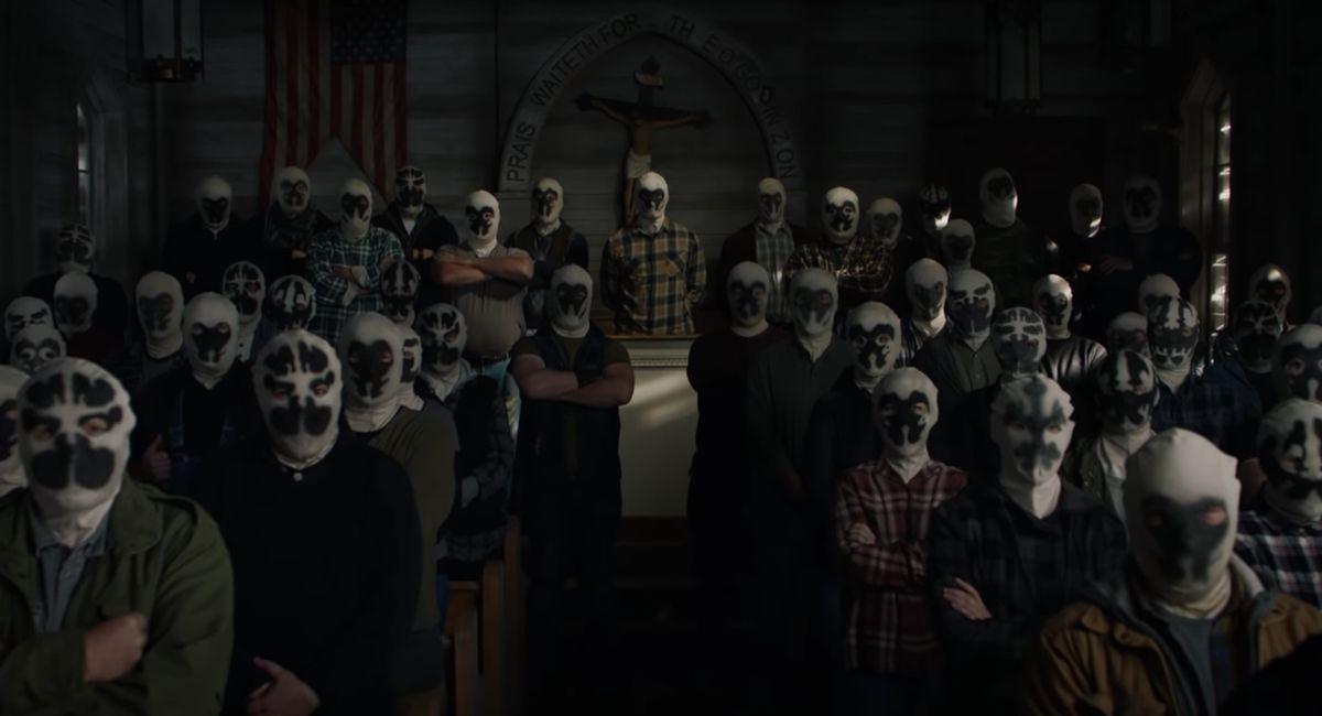 Plusieurs détails aperçus dans la bande annonce de la série Watchmen