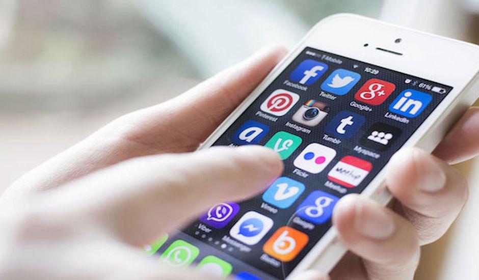 social media et mobile