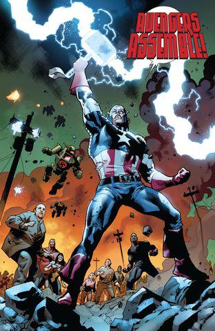 Pourquoi Captain America arrive-t-il à soulever Mjolnir dans Avengers : Endgame ?