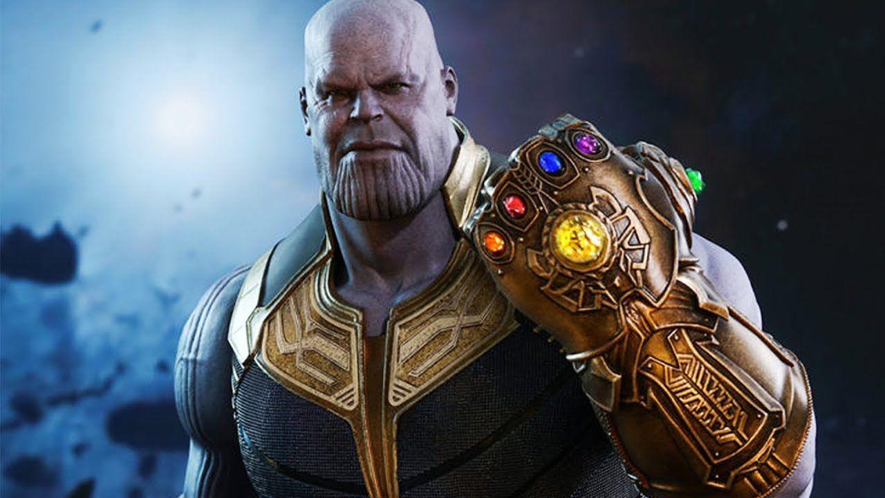 Avengers : Endgame, Gant de l'Infini