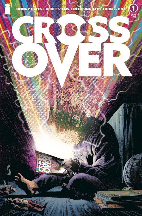 Couverture du premier numéro de Crossover