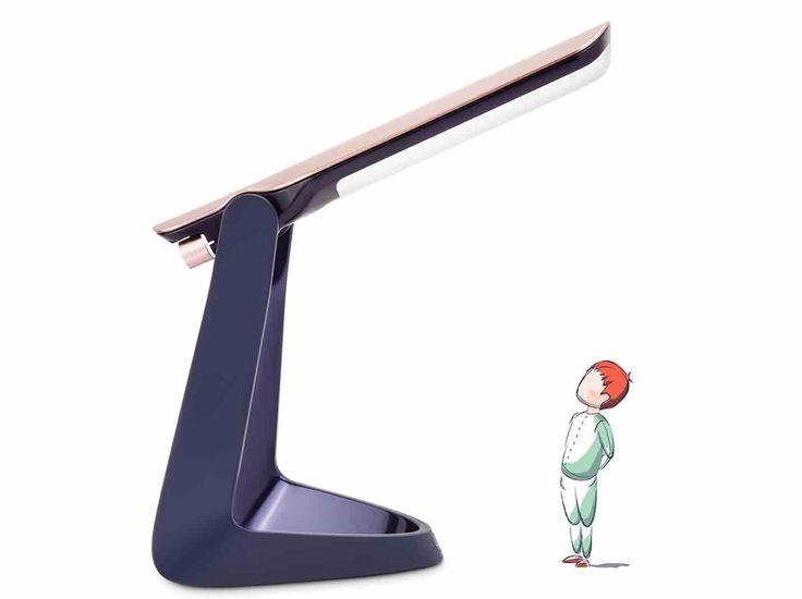 La lampe Lexilight simplifie la vie des dyslexiques.