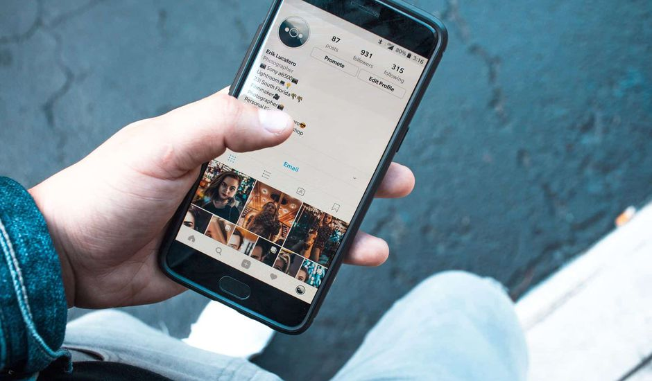 instagram temps passe fonctionnalité