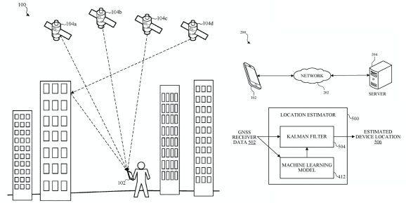 Apple veut améliorer les GPS.