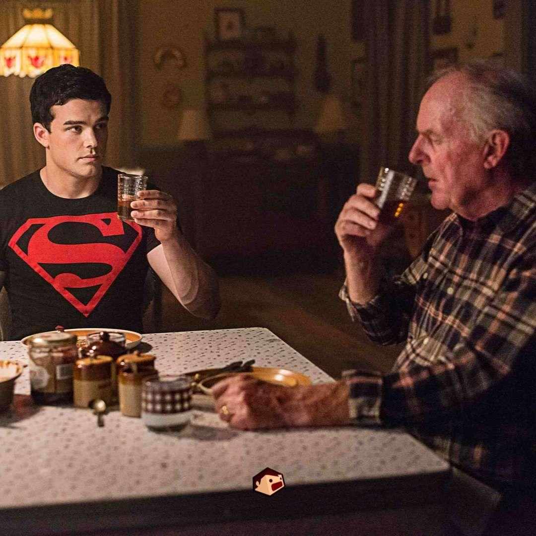 titans saison 2 superboy lionel luthor