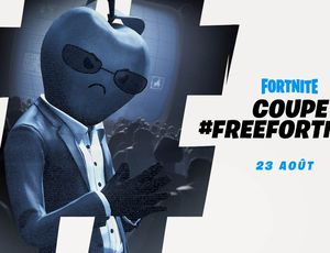 Image promotionnelle du tournoi Fortnite anti-Apple