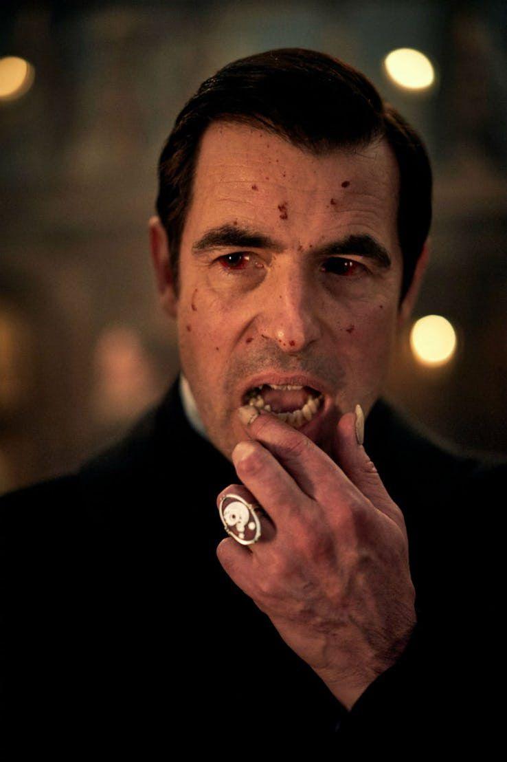 Aperçu de Dracula dans la série Netflix