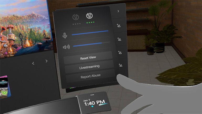 Les utilisateurs pourront désormais partager leur session VR en direct sur Facebook