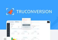 TruConversion home screen