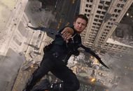 Hawkeye joué par Jeremy Renner