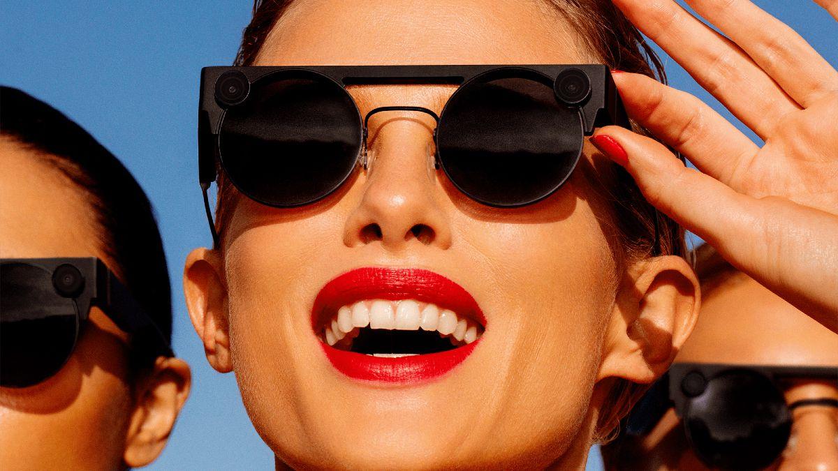 Snapchat aurait pour projet de créer des lunettes de réalité augmentée.