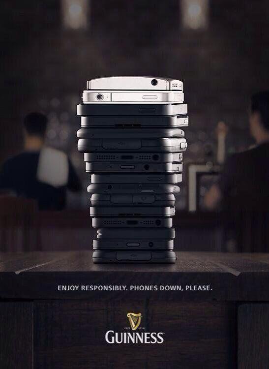 pub guinness telephone