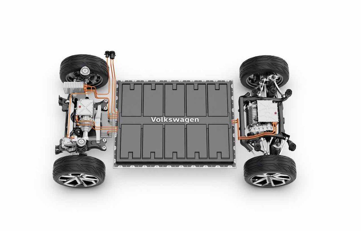Ford va utiliser la technologie de Volkswagen pour ses véhicules électriques