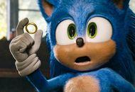 L'hérisson bleu de Sega dans le film Sonic