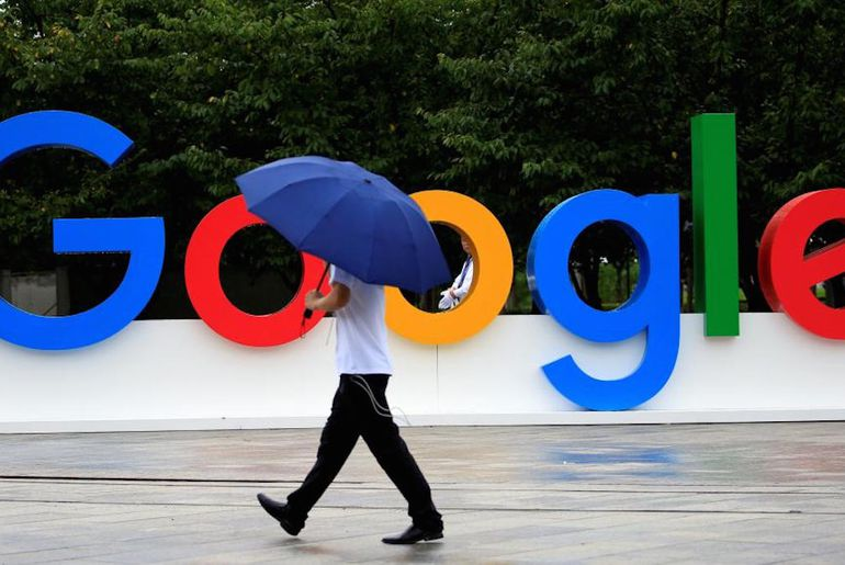 Google paye 1 milliard d'euros à la France