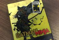 batman ninja couverture manga